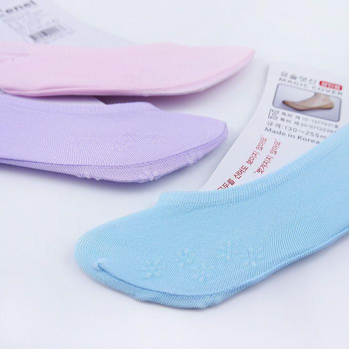 韓國製超Q彈隱形襪