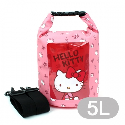 韓國品牌 HELLO KITTY系列防水袋-5L