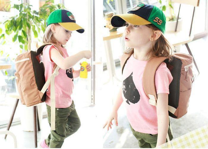 【特惠】韓國winghouse柔軟舒適兒童大背包【R1367】