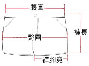 【季末出清】西松屋純棉七分褲-黑白橫條紋