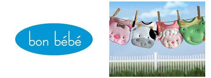 法國品牌bon bébé毛巾料動物造型/圍兜/口水巾(小小羊)